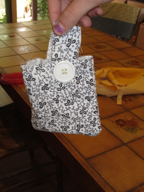 Small little tote