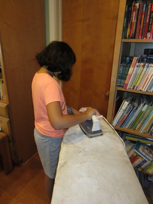 Learning to Iron