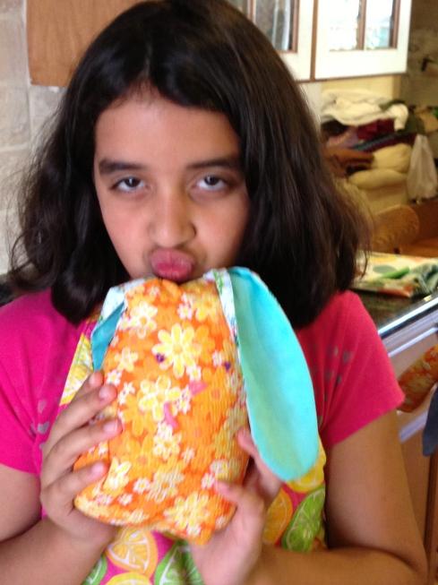 5th grade bunny.