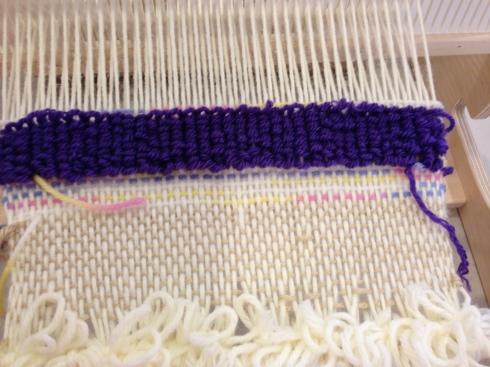 Loop stitch.