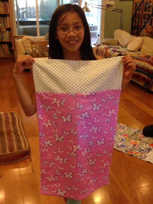 5th grade pillow case.