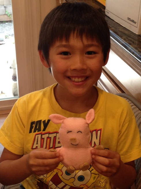 3rd grade tiny pig.