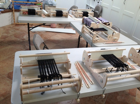 Weaving Camp.