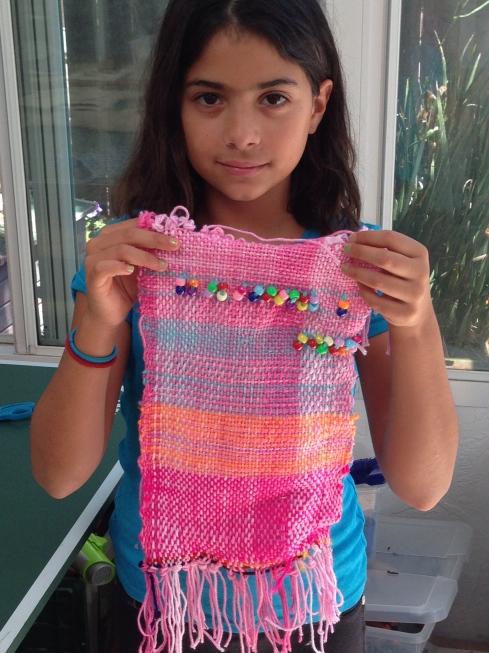 4th grader fabric.