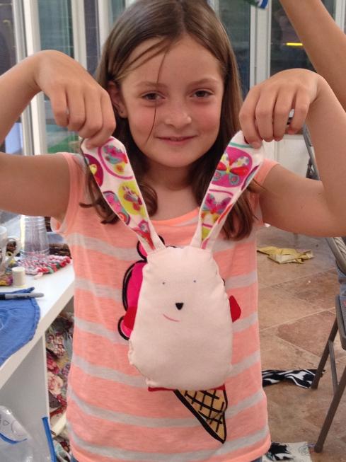 5th grader bunny.