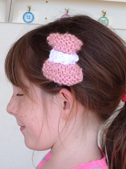 Bows were very popular!