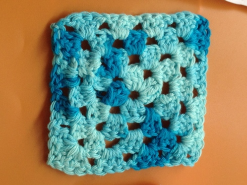 4th grade granny square.