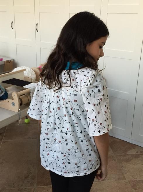 4th grader blouse back.