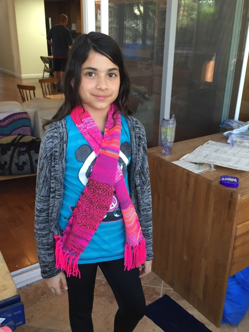 Such a beautiful scarf!