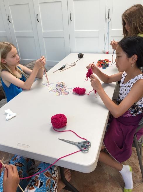 Knitting Time!