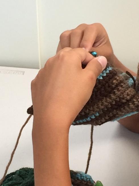 Crochet Time.