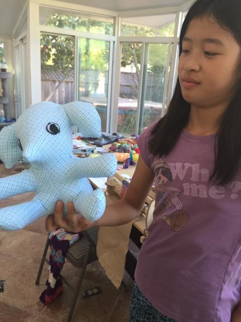 Cute elephant!