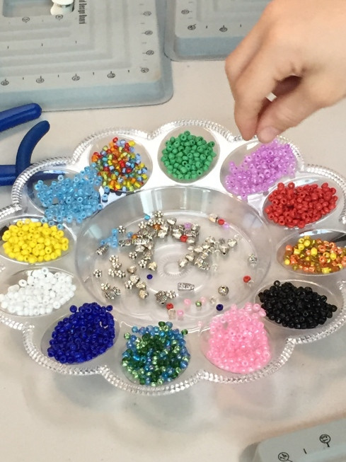 Look at all those lovely beads!